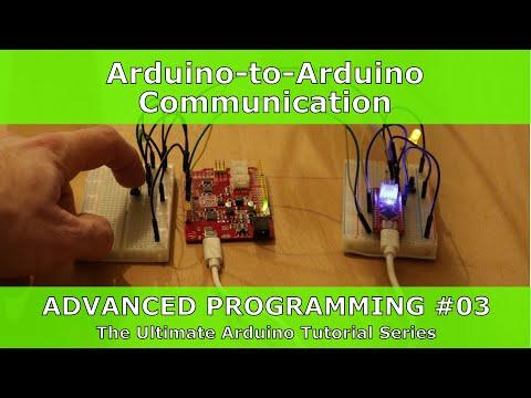 Tutorial: Arduino-to-Arduino Communication | UATS Advanced Programming #03