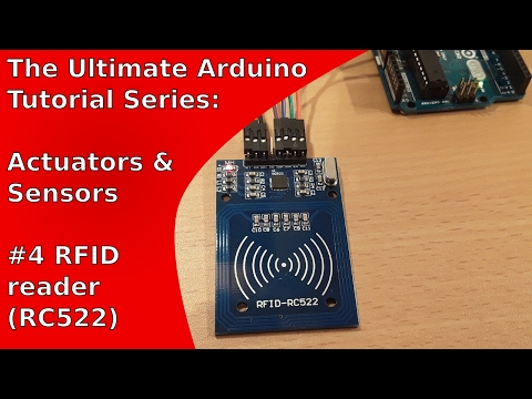 How to use the RFID-RC522 module (RFID reader) with the Arduino Uno | UATS A&S #4
