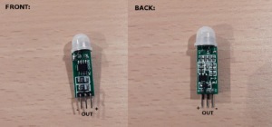 HC-SR505 PIR Sensor