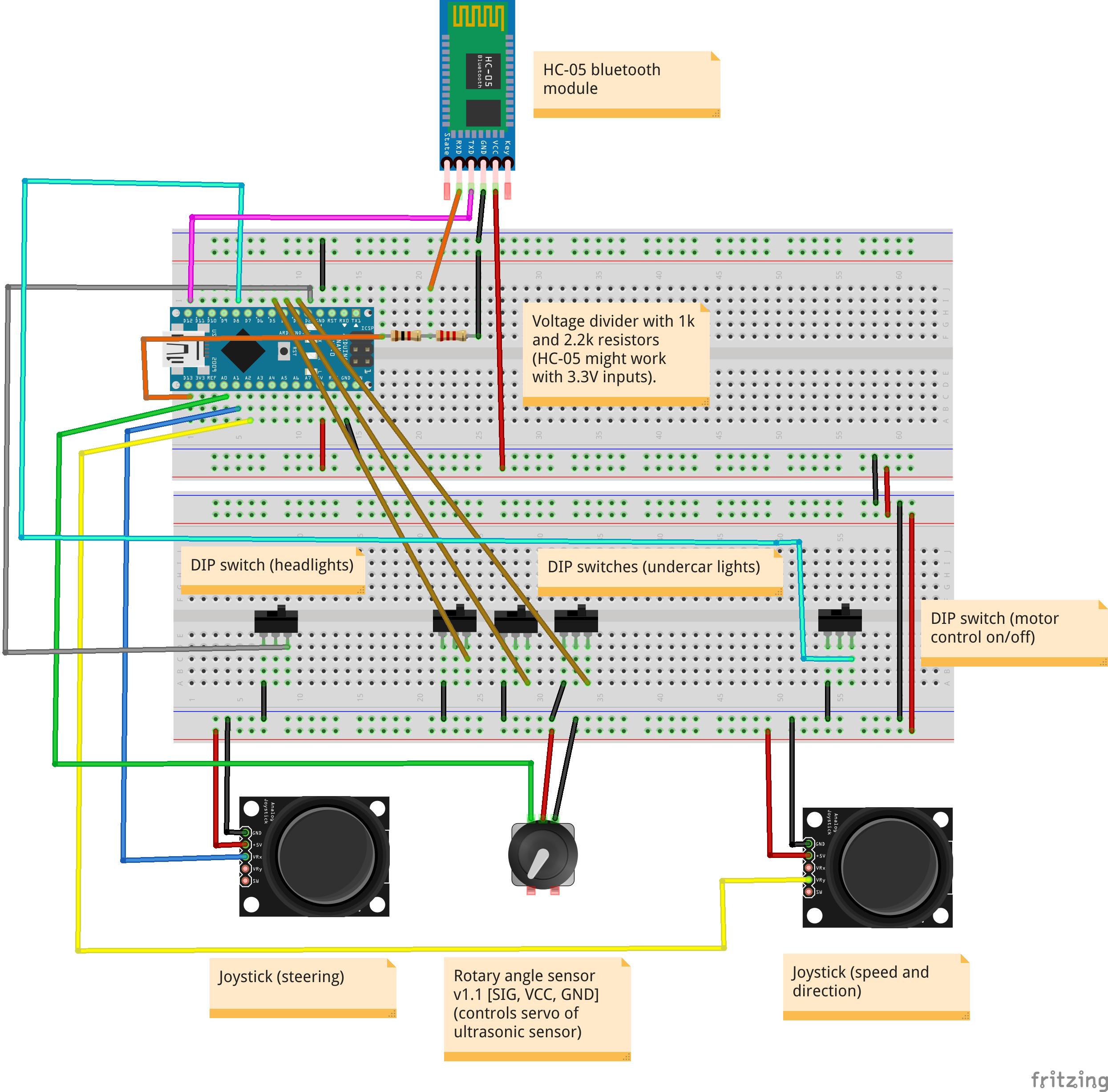 Augmented Arduino Car   Michael Schoeffler