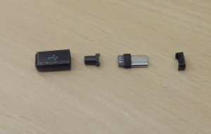 Micro USB connector replacement.