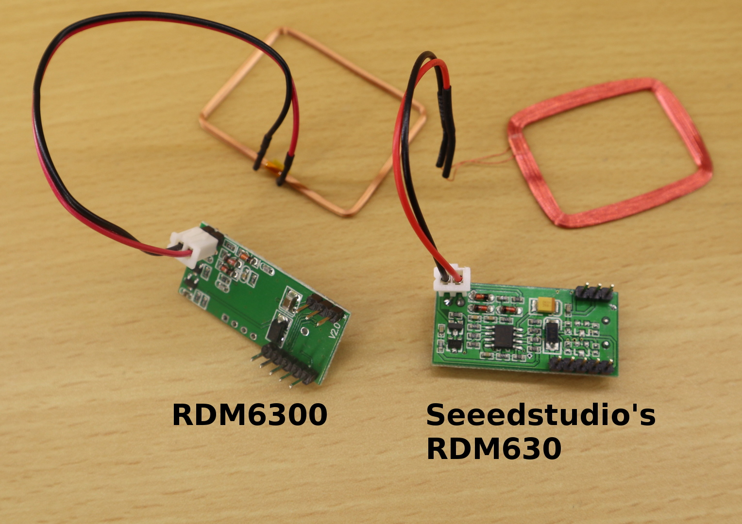 Arduino-Tutorial: How to use the RDM630/RDM6300 RFID reader