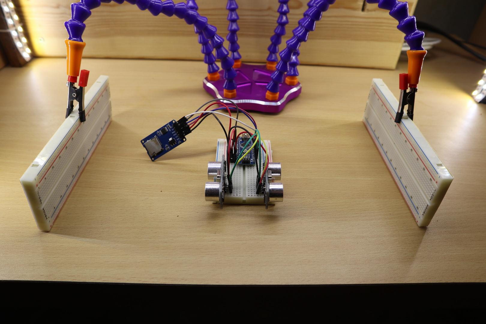 How to do statistics with an Arduino? (Arduino -> SD card -> R